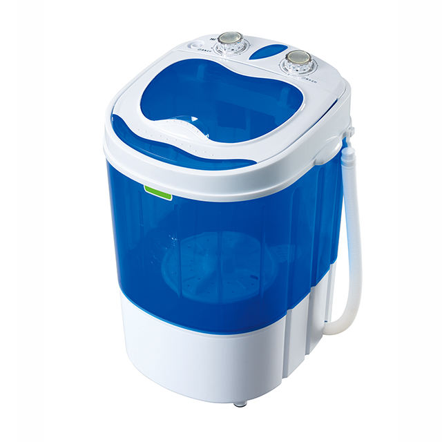 3kg Mini Baby Clothes Single Tub Washing Machine with Spin Dryer