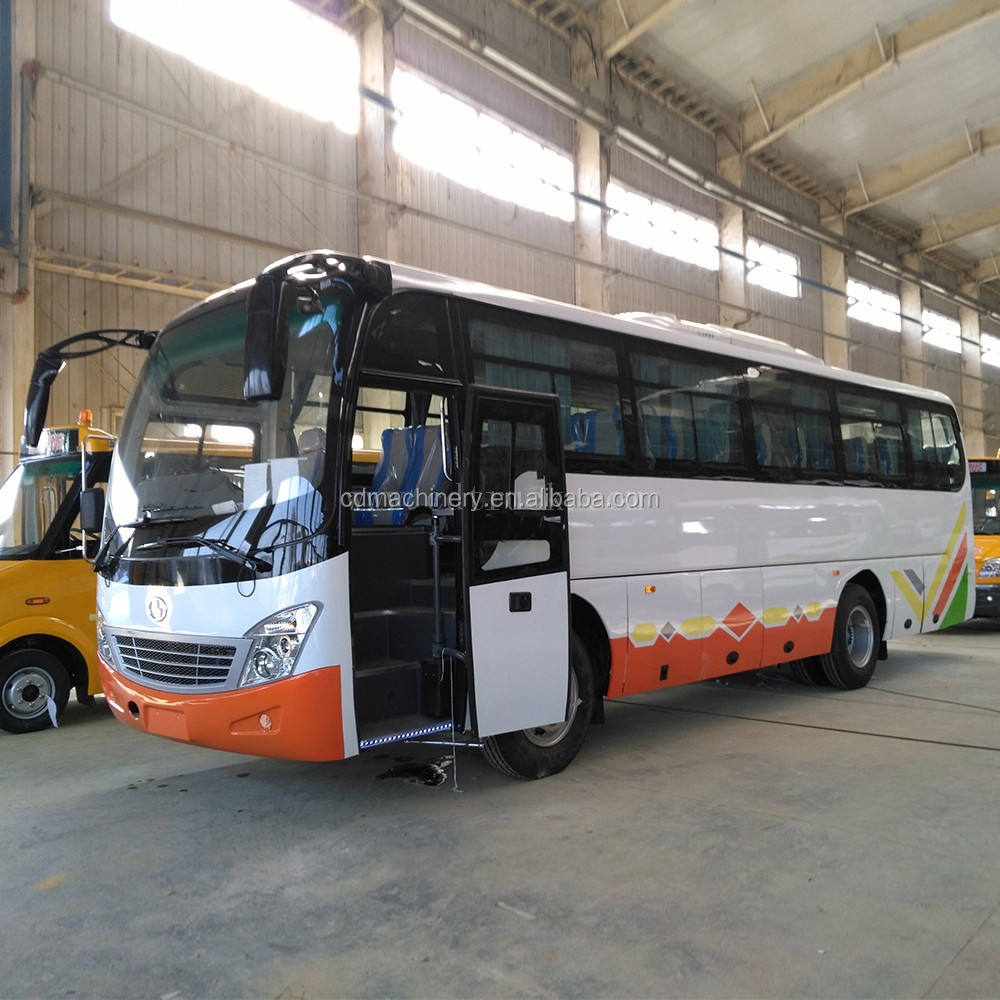China High Quality 12m 45 Seats City Passenger Bus for Sale