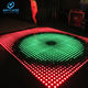500x500mm Digital Lighted Up 3D Led Dance Floor Tile For Sale