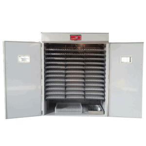 Top selling newly design fully automatic egg incubator hatching 6336 eggs for sale