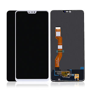 Display Für Oppo F7 CPH1819 LCD Display Touch Screen Glas Digitizer Komplette Montage Ersatz