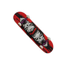 Koston top quality 8 inch 7ply completed street skateboard  deck