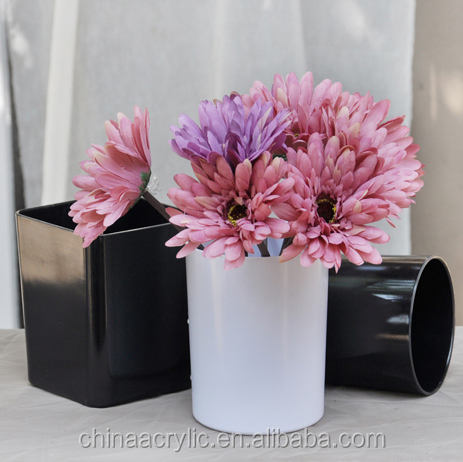 [ Flower Vases ] Acrylic Product Suppliers Small Home Decorative Acrylic Flower Vases Wholesale
