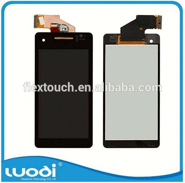 Best price LCD touch 디지타이저 assembly LCD display 디지타이저 대 한 Sony Xperia V LT25i Accept Paypal