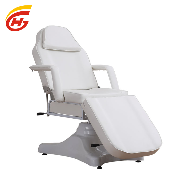 HG-B020 beauty parlour chair hydraulic odontologia chair facial spa equipment bed Facial bed
