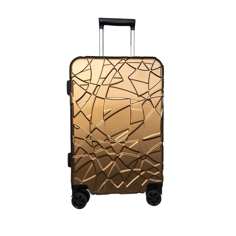High Quality Wheeled Travel ABS Trolley Hard Case