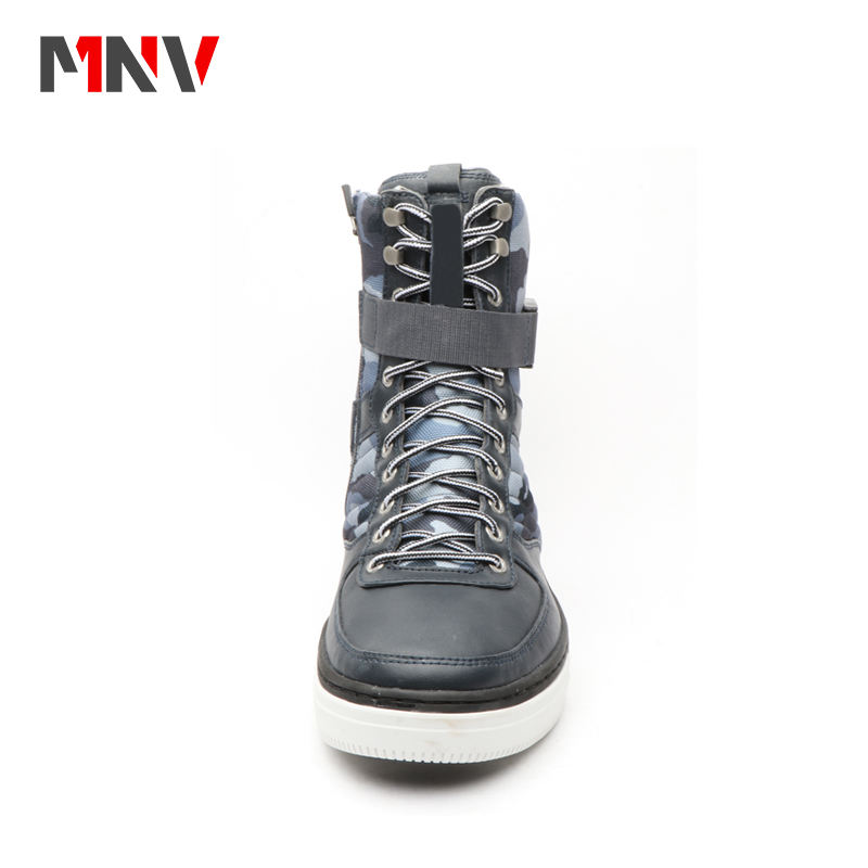Mens Motorcycle Boots Racing Motorbike Shoes