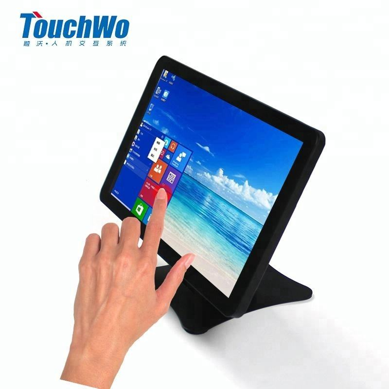 Industrial pc open frame touch screen panel hot sale window 7 tablet pc / 15.6 inch mini usb-rj45 laptop touch screen displays