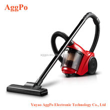 Bagged Canister Vacuum Cleaner Bagless Canister Cyclonic Vacuum HEPA Filter Hoover Vacuum Cleaner