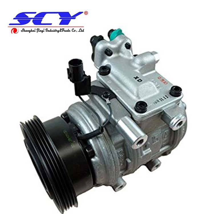 AC Compressor w/A/C Repair Kit Suitable for Kia Sportage & Hyundai Tucson 977012E400 977012D700 97701-2E400 97701-2D700 255710