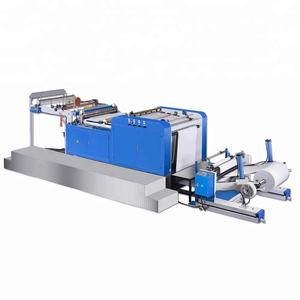 Jumbobroodje Om Vel A3 A4 A5 Papier Folie Machine A4 Making Machine In Voorraad