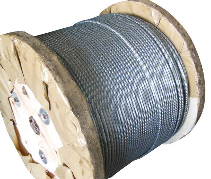 6*37 wire rope used in electric hoist