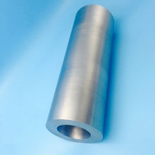 different type tungsten tube W1 pipe surface by lathe process