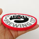 Plus one china factory personalized beer soft PVC rubber silicone coasters for bar