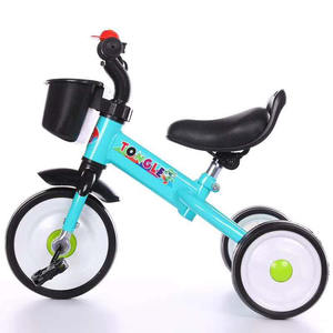 cheap kids tricycle /kids double seat tricycle baby tricycle/baby twin kids tricycle with back seat