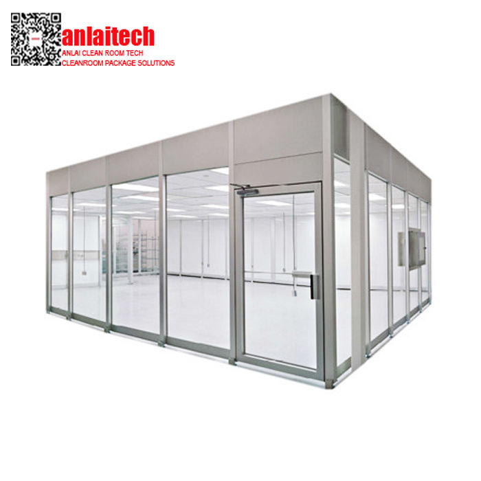 ISO 14644-1 standard iso 7 Clean room Mobile phone Modular Dust Free clean room