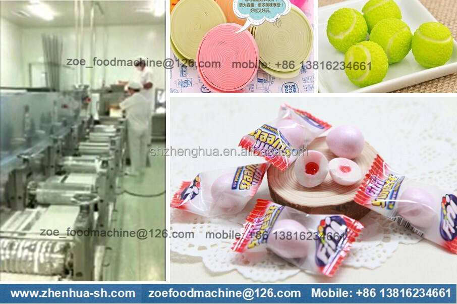 chewing gum/bubble gum Manufacturing machine