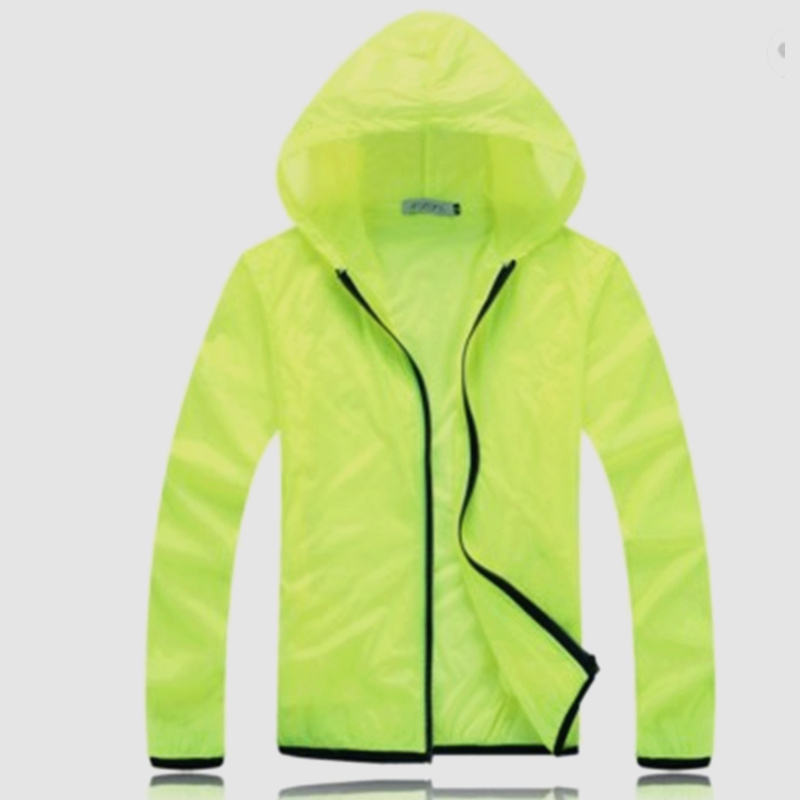 Customized difference coating waterproof Outdoor Jacket LOGO Men cheap price good quality Windbreaker with pouch