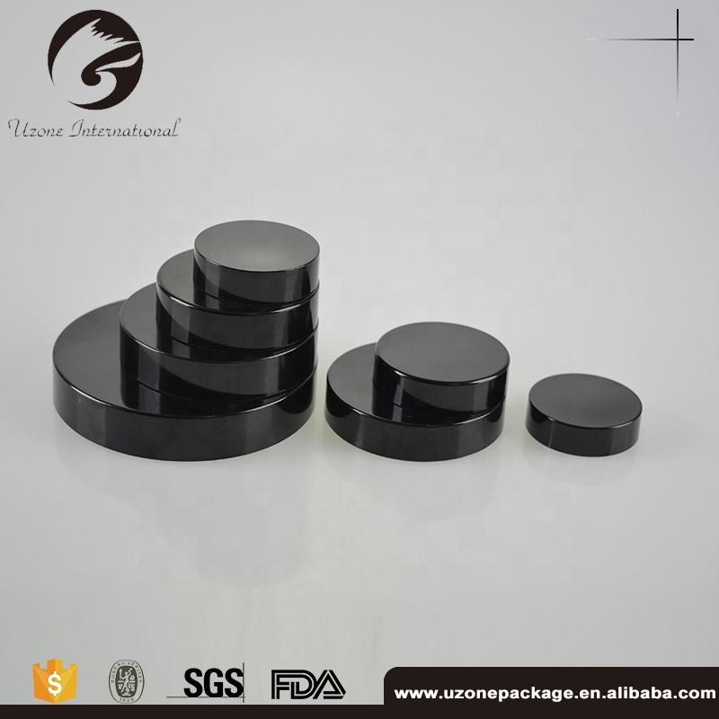 Cost-effective Bakelite Plastic Lid Black