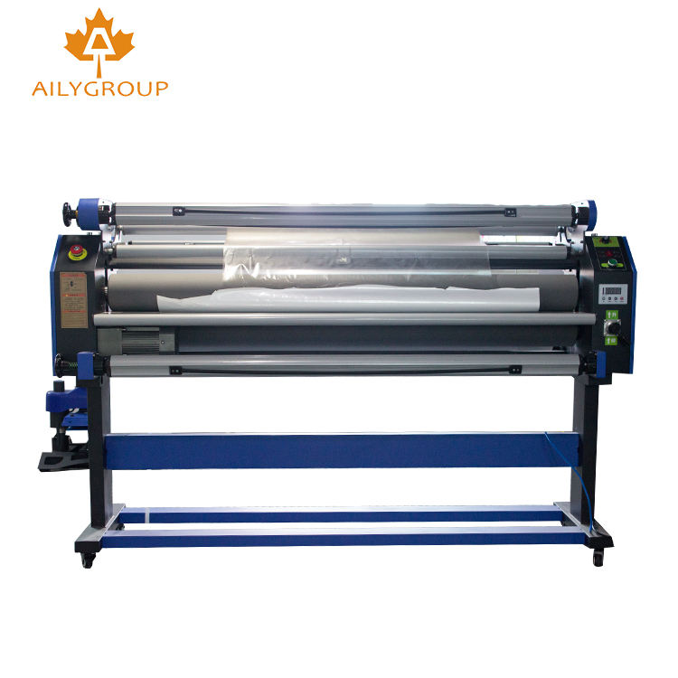 Automatic laminador 1600 mm roll to roll lamination machine wide format laminator