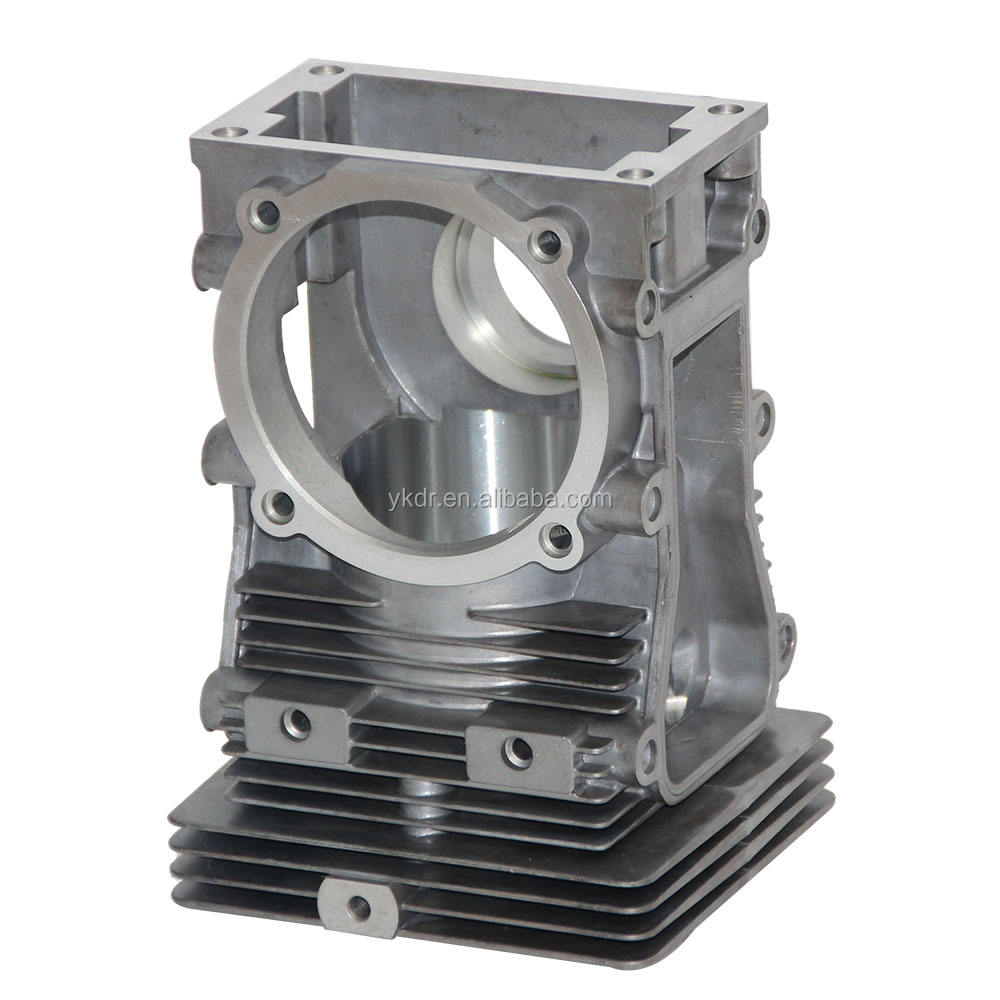 Auto Part Casting Parts Aluminum Die Casting Motorcycle Part China High Quality Factory
