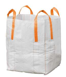 Dapoly Wholesale China Supplier 100% Virgin PP Big Bag 1 Ton 1.5 Ton