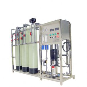 Industrial 2000LPH reverse osmosis system drinking water purification machine