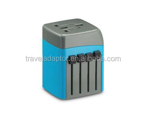 boys gift items with nice packing world travel adapter (MPC-N4)