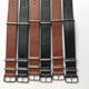 Vintage [ Leather Nato Strap ] Leather Quality Nato Strap Vintage Style Leather Nato Watch Strap