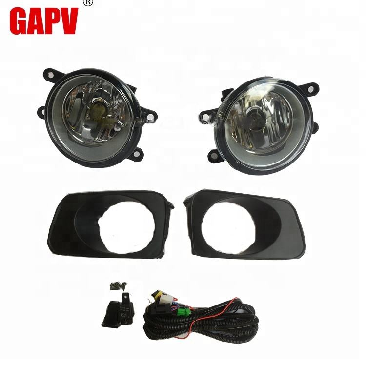High quality wholesale for 2010 fog lamp fog light 81220-02090 for Corolla Axio