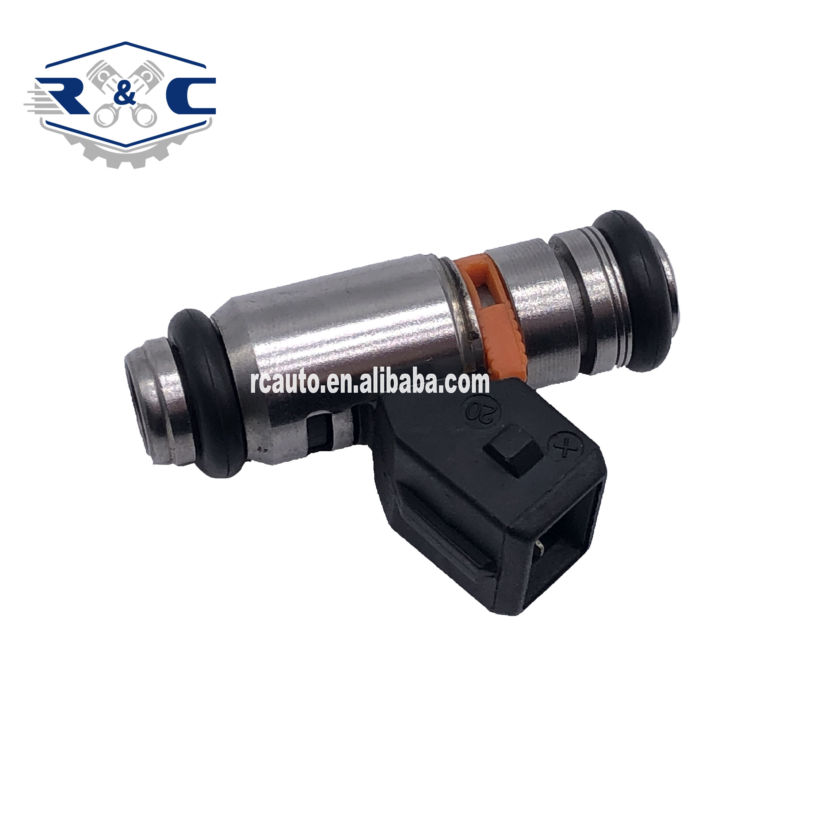 R&C High Quality Nozzle 2N1U9F593JA 1221551 IWP127 50103302 professional tested For Ford Fiesta Ecosport Gasoline Fuel Injector