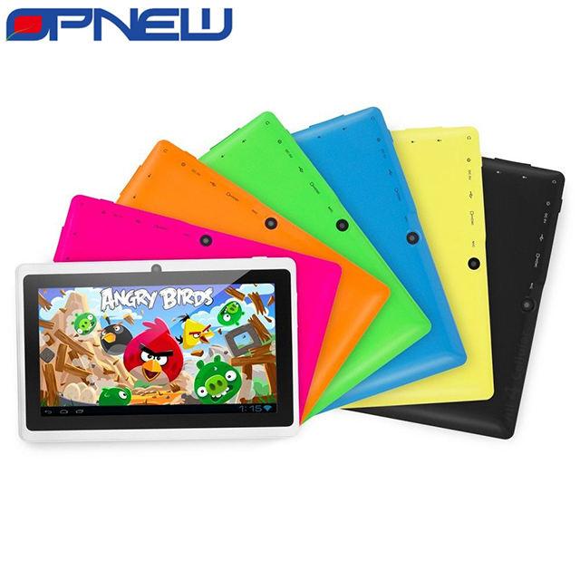 Giá rẻ 7 inch Allwinner A33 Q88 Quad Core Tablet PC Android 5.1 WIFI