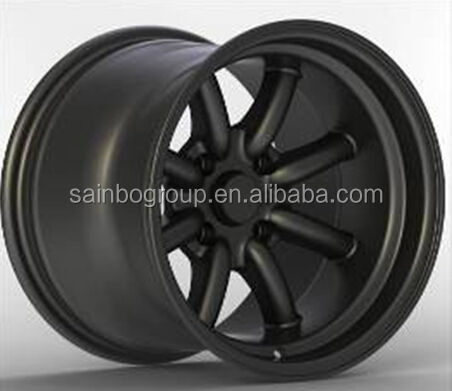 Alloy wheel 13 14 15 16 inch PCD 98/100/114.3/120/139.7 for car 1795
