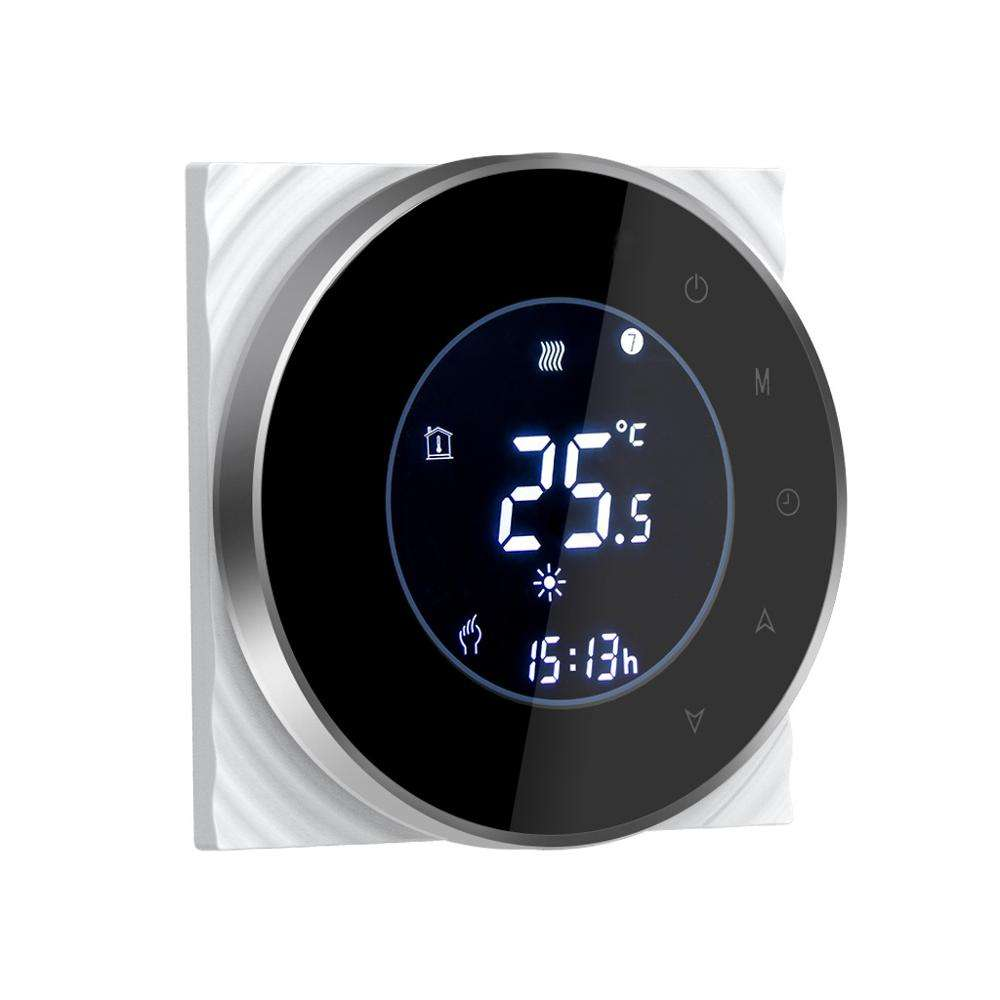 BECA Smart programmable WiFi thermostat for electric floor heating