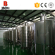 Beverage Milk Filling Making And Packing Machine With Whole Line For Plastic Yogurt Cup