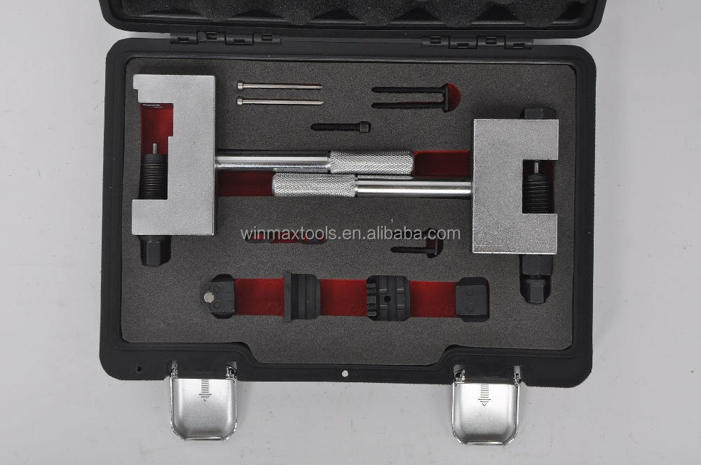 TIMING CHAINS RIVETING TOOL SET- SINGLE ROW AND DOUBLE ROW