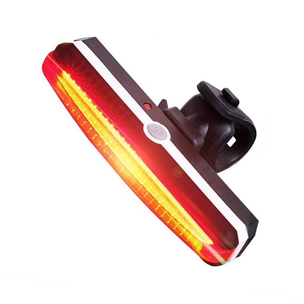 IP65 waterproof usb rechargeable bike light bicycle tail light