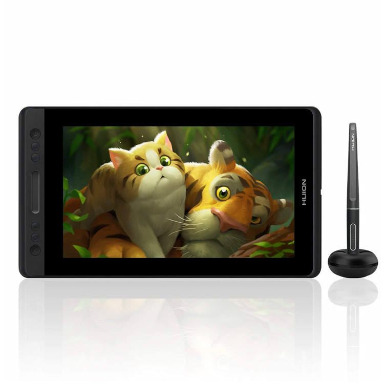 Huion Kamvas Pro 13 Professional Digital drawing graphic tablet with LCD monitor Pen display with stylus