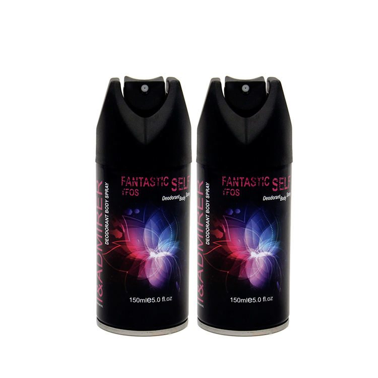 Hot Selling Body Spray deodorant & antiperspirant At Natural Fragrance About 20000 Cartons per Week