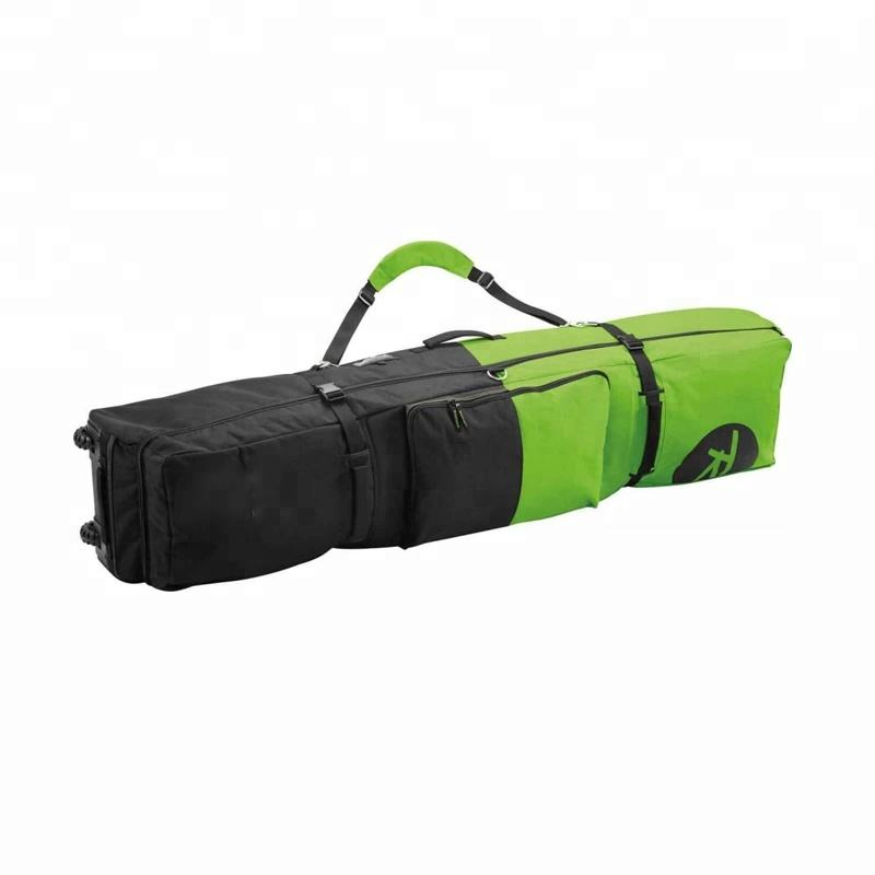 Wholesale Waterproof High Quality Snowboard Ski Pole Bag For Rolling Skiing