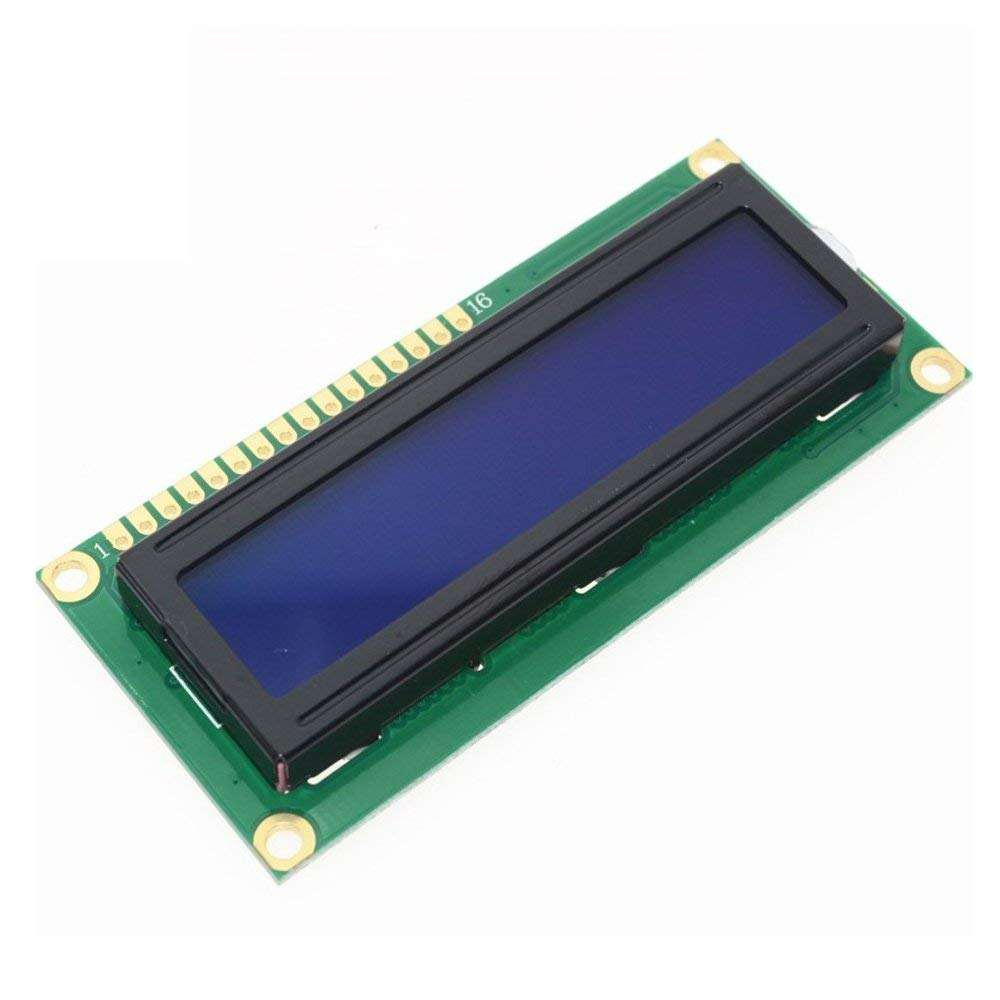 IIC/I2C 1602 Seriële 5 v Blue Backlight LCD Display Voor Arduino 2560 UNO AVR