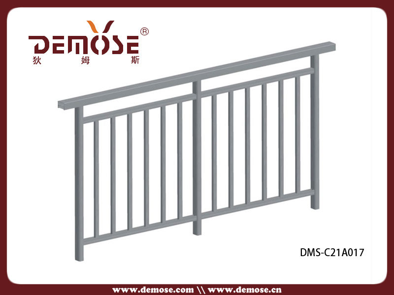 <span class=keywords><strong>Terraza</strong></span> de aluminio esgrima/poste de la cerca los soportes