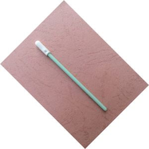 tx743b Lint Free PP Stick Cleaning Polyester Swab