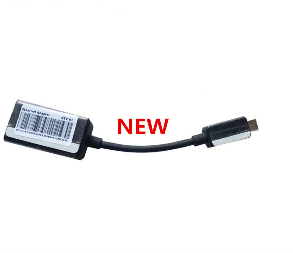VERIFIED WORKING SAMSUNG Notebook LAN Dongle AA-AE2N12B Ethernet Adapter