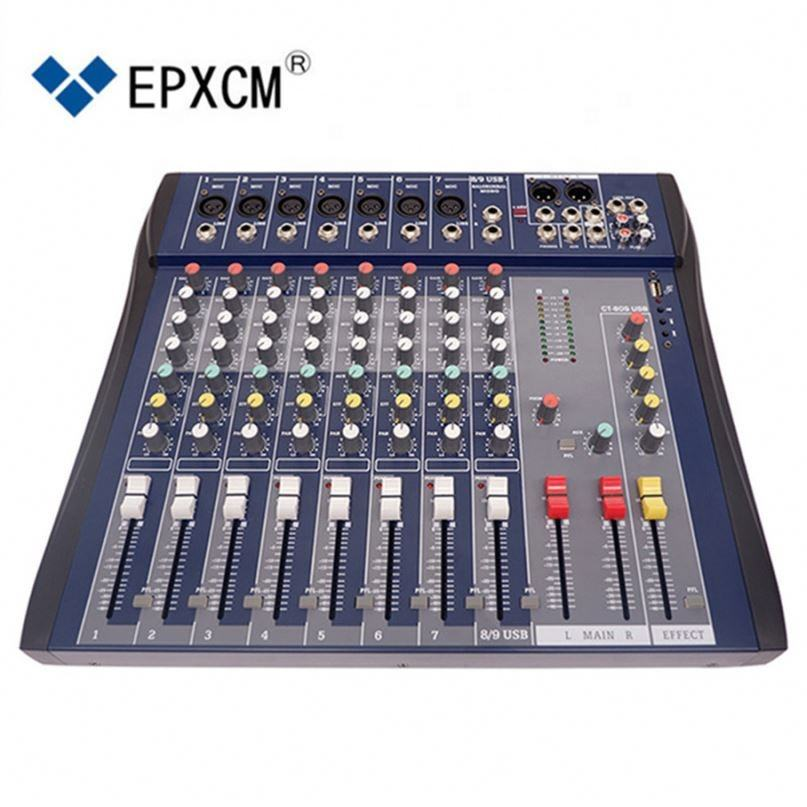 Enping Factory Usb 믹서 Audio Interface