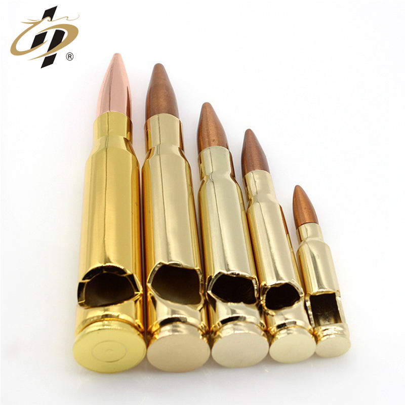 Wholesale cheap high quality 50 caliber bullet bottle opener
