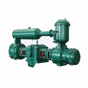 Hydrogen Oxygen Natural gas compressor  oil free  high pressure compressor manufacturer
