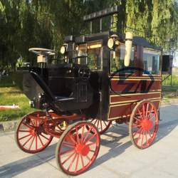 60V Electric vehicle 2500W electric royal carriage for sale