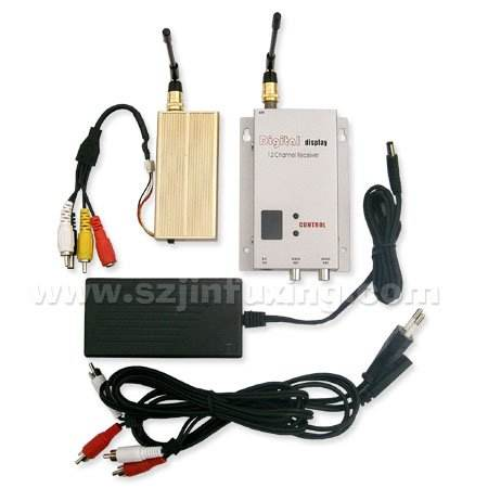 Wireless Transmitter And Receiver