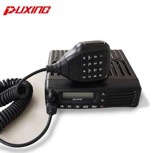 400-470/136-174MHz 50Watts uhf vhf dpmr digital mobile car radio
